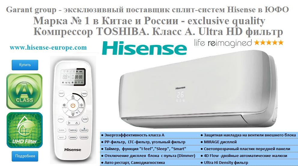 Hisense Кондиционеры Инструкция На Русском - фото 2