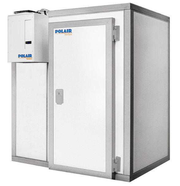 Холодильное оборудование, Холодильные камеры
