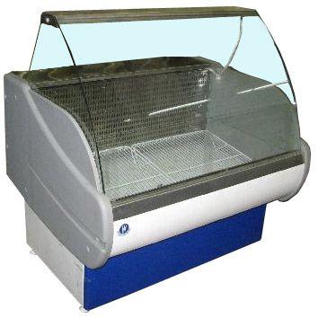 Холодильное оборудование, Витрины